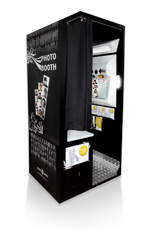 PhotoBooth Digital Centre - New Generation Black