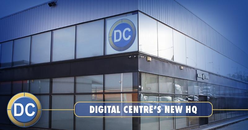 Digita Centre new HQ