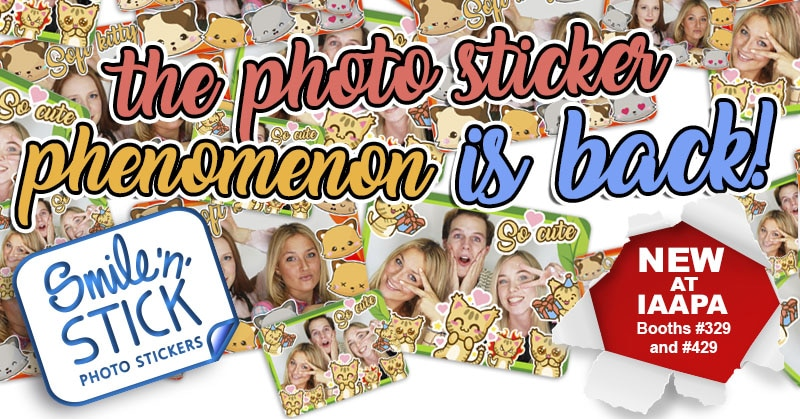 photo sticker is back