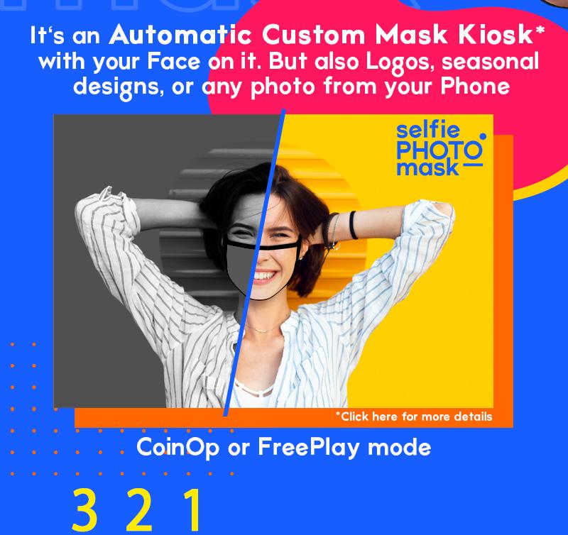 automatic mask kiosk