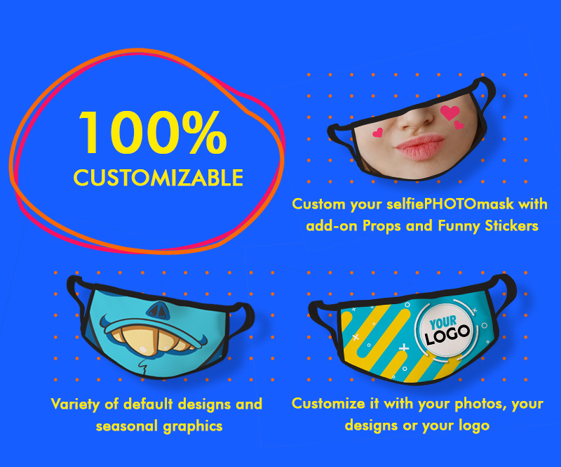 customize your mask