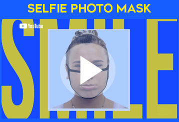 selfie photo mask